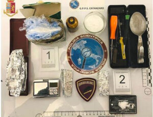 Detenzione ai fini di spaccio di cocaina, 39enne arrestato