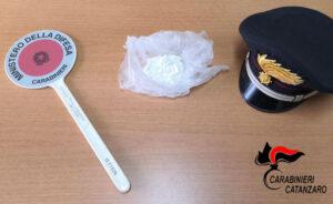 Trovati con cocaina nel furgone a Palermiti, due persone arrestate