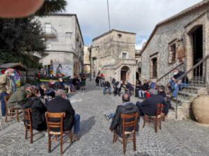 Calabria Resistente e Solidale in campo con De Magistris e Mimmo Lucano