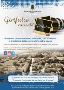 """[VIDEO] Storia e narrazione con """"Girifalco racconta Girifalco"""""""