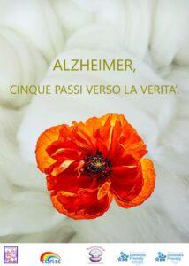 """""""Alzheimer: cinque passi verso la Verità"""", il piccolo libro che verrà distribuito gratuitamente a tutte le famiglie"""