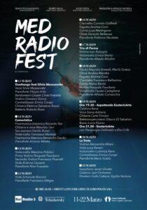 Al Teatro Politeama di Catanzaro il Mediterraneo Radio Festival in diretta streaming