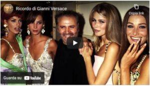 [VIDEO] Ricordo di Gianni Versace