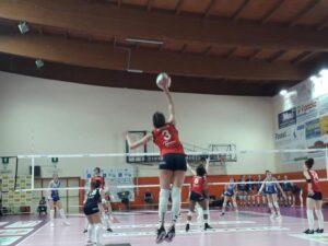 Ottima prova del Volley Soverato a Pinerolo e arriva la vittoria