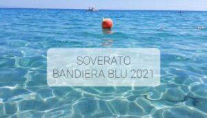 Turismo, ufficiale la Bandiera Blu 2021 per Soverato