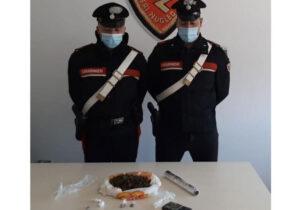 Traffico di sostanze stupefacenti, padre e figlio arrestati