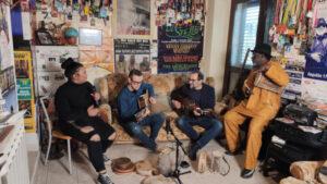 """""""La Calabria che suona"""" a ritmo della musica dal mondo con Baba e Djane Sissoko e Massimo Garritano"""