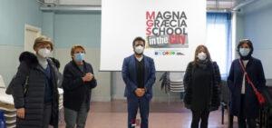 Il Magna Graecia Film Festival torna nelle scuole con proiezioni e incontri d'autore