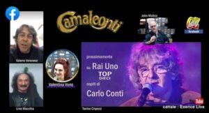 """I Camaleonti e la voglia di """"cantare"""" ritorna in classifica on-line"""