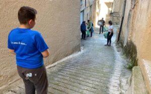 """Badolato, successo per la """"Passeggiata Ecologica nel Borgo"""""""
