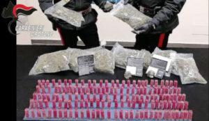 Detenzione e spaccio di droga, disposte 11 misure cautelari
