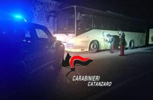 """Asportava carburante da bus delle """"Ferrovie della Calabria"""", 37enne arrestato"""
