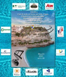 Tropea: Ciak di moda nel borgo più bello d'Italia