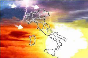 Meteo – In arrivo caldo estivo con l'anticiclone africano