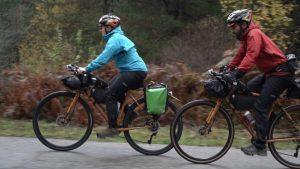 La green road dei Parchi della Calabria premiata con l'Oscar italiano del cicloturismo