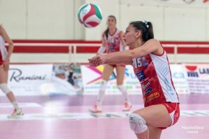 Simona Buffo nuova schiacciatrice del Volley Soverato