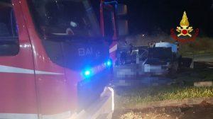 Tragico incidente sulla Ss 106 a Santa Caterina Jonio, un morto e tre feriti