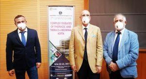Concluso a Catanzaro il 7° Simposio Internazionale sulle Patologie Aortiche