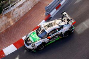 Il calabrese Simone Iaquinta in Austria  per il secondo round del mondiale Porsche