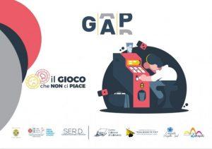 Nasce Progetto Gap per prevenire e curare la dipendenza da gioco d'azzardo