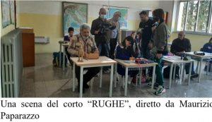 """Distribuzione internazionale per il corto """"Rughe"""", girato a Santa Caterina dello Ionio"""