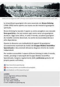 La via tracciata da Bruno Gröning in una conferenza gratuita su Zoom