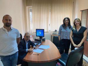 Due nuove assistenti sociali assunte con contratto a tempo indeterminato al comune di Catanzaro