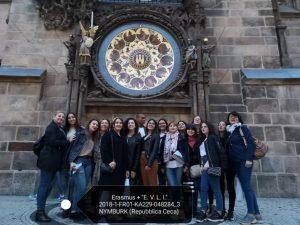 """E.V.L.I. riceve la menzione """"Buona Pratica"""" dall'Agenzia Europea Erasmus"""