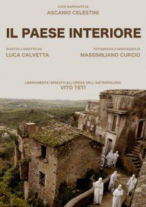 Venerdì 25 giugno serata finale del Magna Graecia School in the City a Soverato con ospite Vito Teti