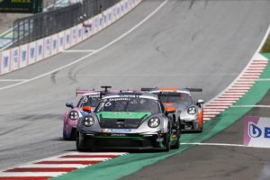Secondo round di studio per il calabrese Iaquinta al Mondiale Porsche
