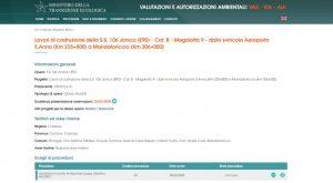 Nuova Statale 106 tra Crotone e Catanzaro: non parte un bel nulla!