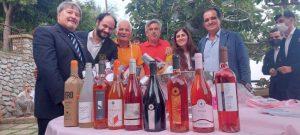 Vini, concorso rosati Mediterraneo: Sullo Jonio regna il Gaglioppo