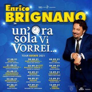 Roccella Summer Festival, ci sarà anche Enrico Brignano