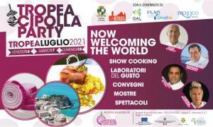 Tropea Cipolla Party, 3 giorni di eventi per celebrare l'icona del Made in Calabria