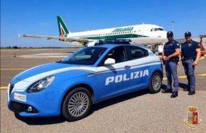Due persone per imbarcarsi su un volo per Amsterdam falsificano certificazione sanitaria, indagini