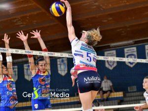 Volley Soverato, da Novara arriva la schiacciatrice Gaia Badalamenti