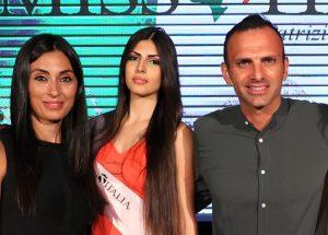 Michelle Assisi di Catanzaro conquista la fascia di Miss Egea
