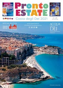 """In distribuzione la dodicesima edizione della guida turistica gratuita """"Pronto Estate"""" Calabria"""