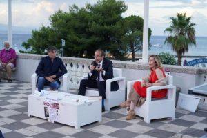 """Silvia Vono a Soverato con Nencini: """"Per la Calabria servono passione e responsabilità"""""""