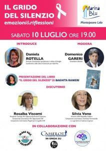 Sabato 10 luglio a Montepaone Lido dibattito sulla violenza sulle donne