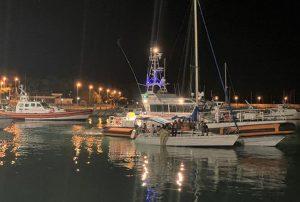 Nuovo sbarco di migranti in Calabria, arrivati in 30