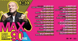 Roccella Summer Festival, sold out per il concerto del 17 agosto di Max Pezzali