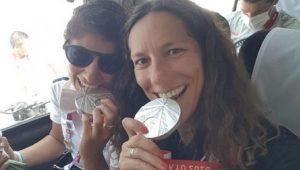 Giochi Paralimpici di Tokyo, la calabrese Anna Barbaro conquista l'Argento