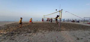 A Montepaone in scena il Campionato Italiano Interforze di Beach Volley