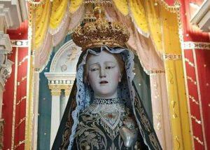 Soverato Superiore, inno alla Madonna della Pietà