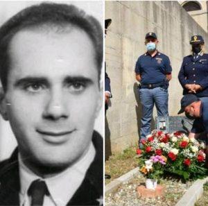 Commemorato a Catanzaro l'Appuntato delle Guardie di P.S. Vincenzo Panuccio, caduto in servizio