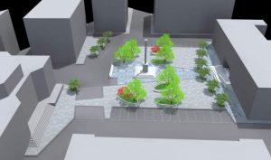 Che fine faranno gli alberi con 50 anni di vita in Piazza Maria Ausiliatrice a Soverato?