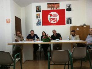 Sezione PSI di Davoli, presentazione dei candidati alle elezioni regionali