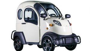 ElectricKar K5 è l'auto elettrica più economica al mondo: costa 1700 euro
