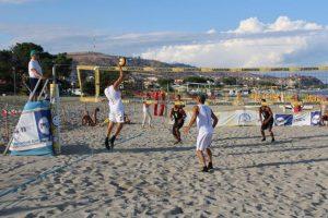 Montepaone, i vincitori del Campionato Italiano Interforze di Beach Volley